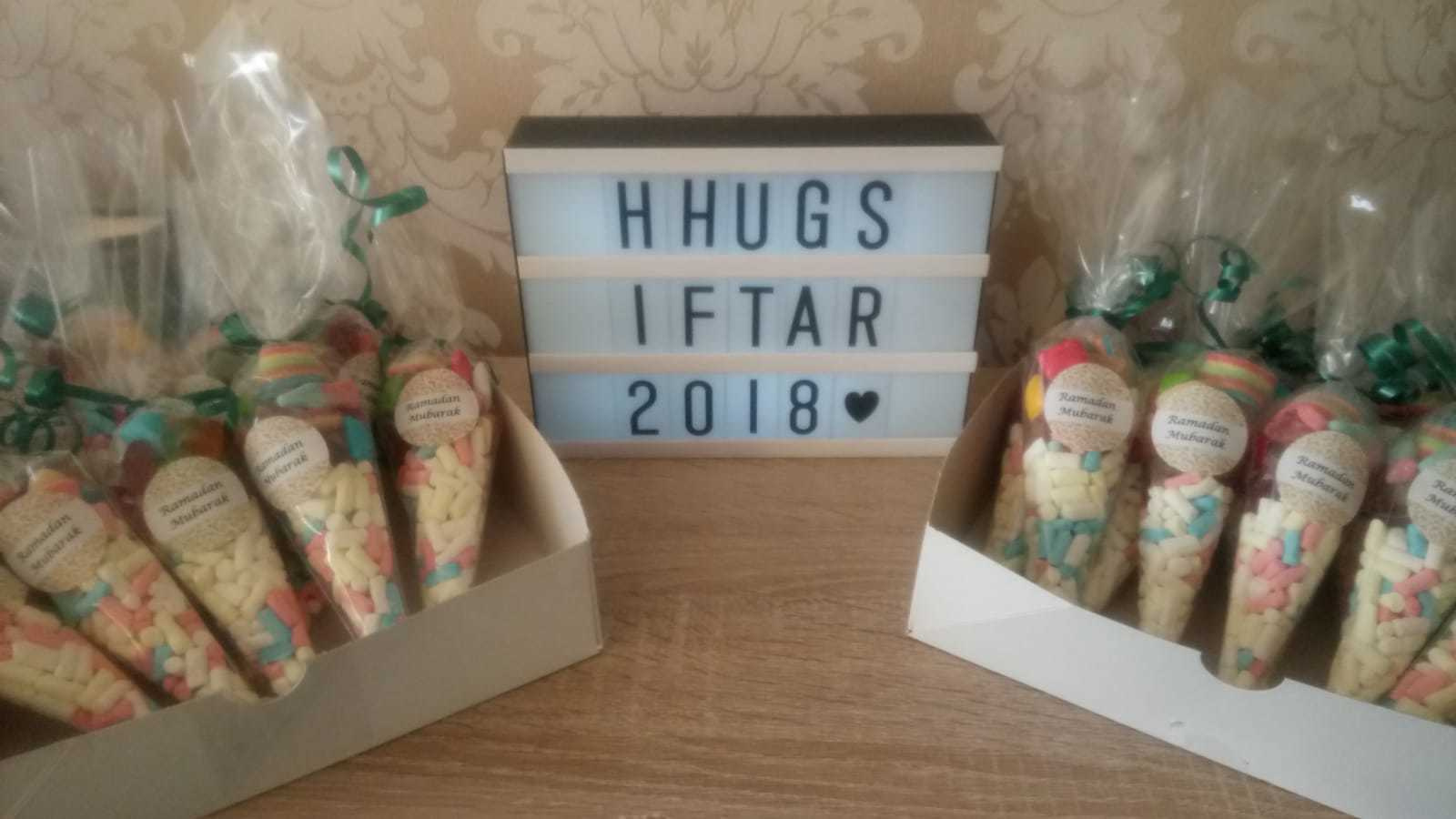 How I hosted an iftar for HHUGS