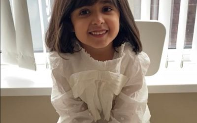 Meet Layla: the six year old star fasting for HHUGS