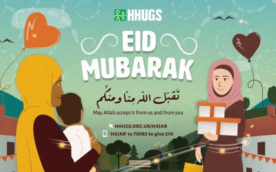 Eid Mubarak from HHUGS!
