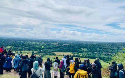 The Surrey Sisters: 115 Women Trek Box Hill in Downpour Raising £45.8k+!